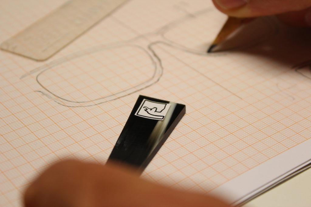 Produktion 1 - Kitzbühel Eyewear, handgefertigte Brillen kaufen