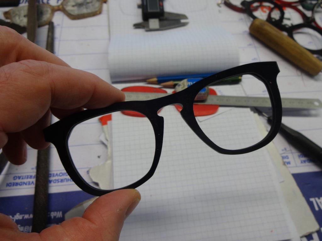 Produktion 4 - Kitzbühel Eyewear, handgefertigte Brillen kaufen