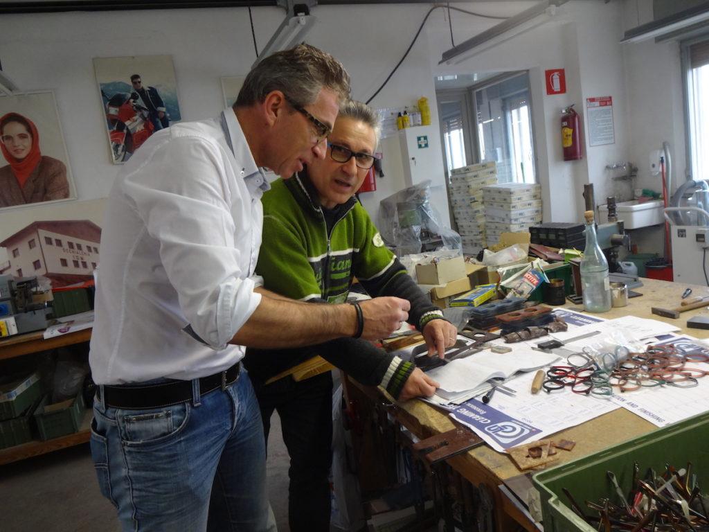 Kitzbühel Eyewear - Handwerk aus Österreich